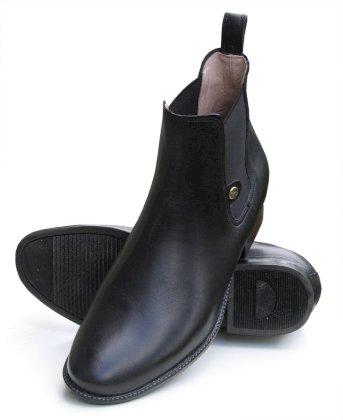 755a93c25c527 Sztyblety męskie Hippica, czarne - Sklep Jeździecki Tundra
